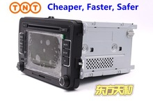 Original   Car Radio RCD510 Stereo Head Unit RCD510 CD USB AUX for Golf 5 6 Jetta MK5 MK6 CC Tiguan Passat B6 B7 with Code(China (Mainland))