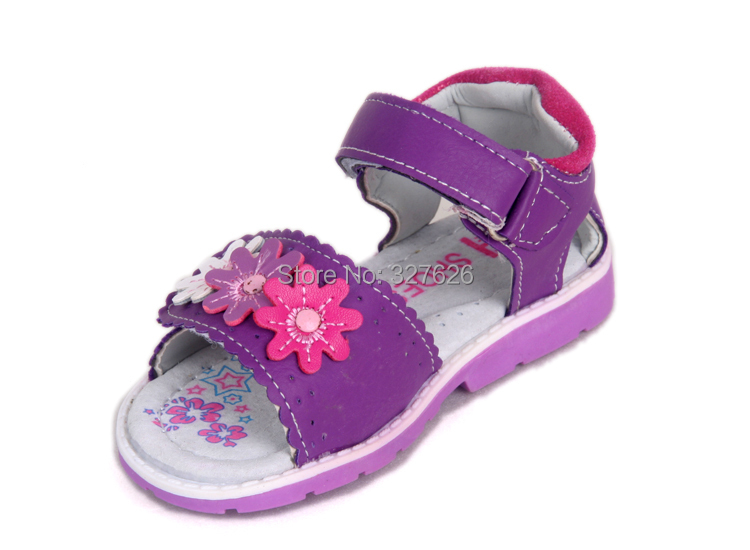 2013 New Design 1pair Leopard Sandals Children Girls Summer high sandal,Princess sandals size20-22.5cm,Super Quality girls shoes