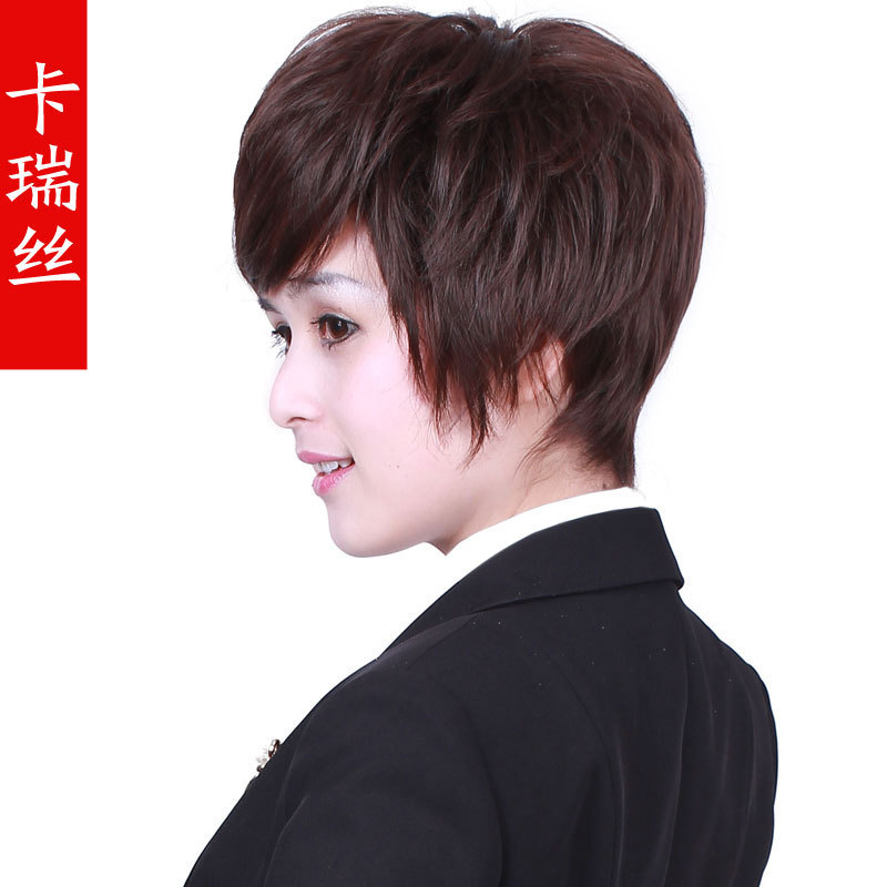 2015 Anime Cosplay Short Wigs For Women 2015 Sale Cabelo Humano Goods From Men s Wig