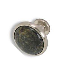 sales!cabinet knob granite handle stone knob 12 brushed nickel verde ubatuba(China (Mainland))