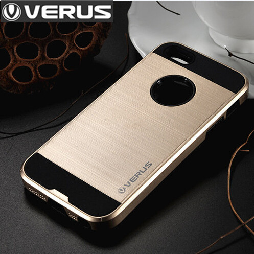 VERUS Neo Hybrid Tough Slim Armor Case for iphone 4 4s Luxury Brand Plastic Brushed Phone Back Cover case for apple iphone 4s(China (Mainland))