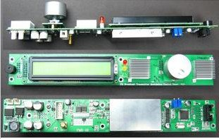 FSN-150 0-150W 100W 150W radio broadcast station FM transmitter PCB KITS(China (Mainland))