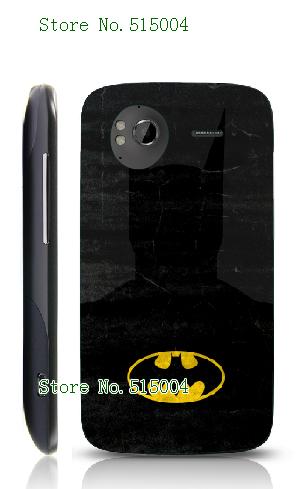 10designs hybrid retail 1pcs vintage style super hero ,batman,superman,flash,hulk,hard plastic back cover case for HTC G14(China (Mainland))
