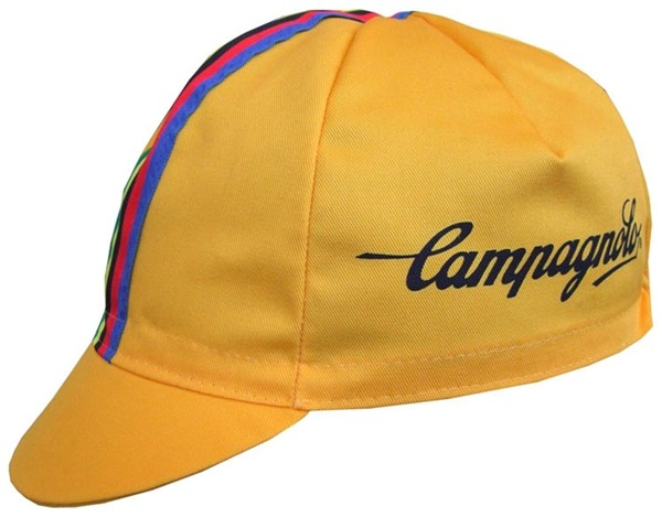 Campagnolo retro classical vintage cycling cap by apis