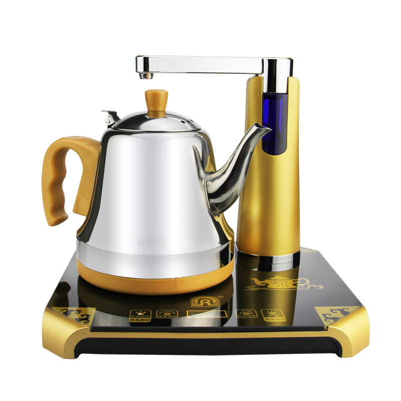 Free shipping Electric kettle automatic water feeding electric and pumping tea set<br><br>Aliexpress