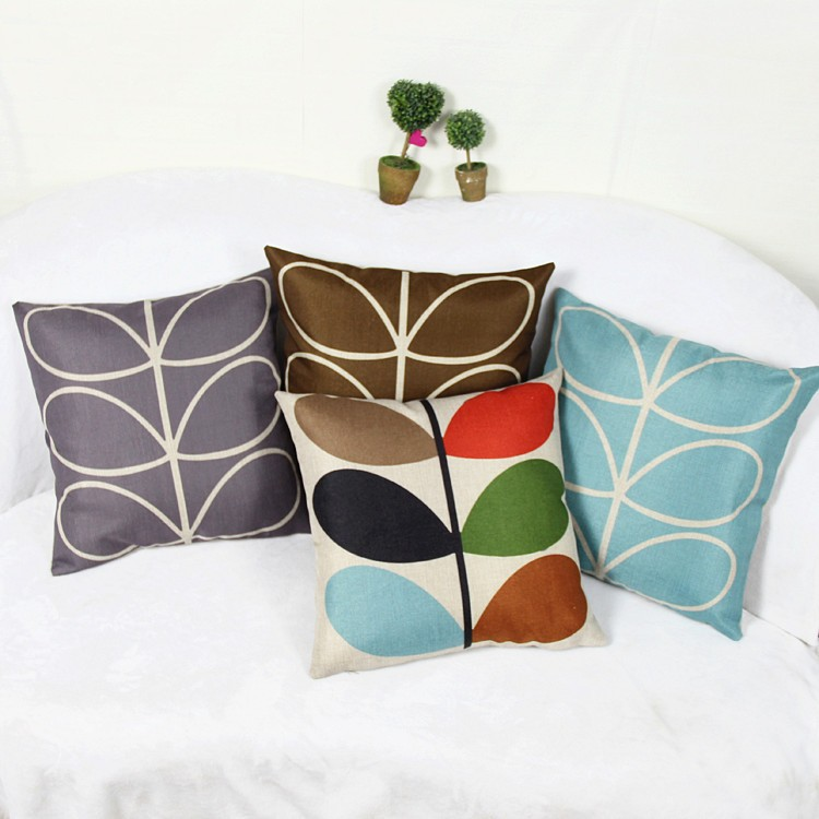 2015   cartoon office nap pillow sofa cushion / without core support mixed batch 45 * 45cm