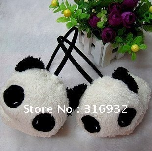 J5 Christmas ear caps,panda Earmuffs, Ear Warmers Muffs plush earcap