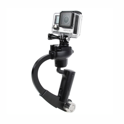 product Special Stabilizer Bow Type Balancer Selfie Stick Monopod Mini Tripod for Gopro Hero 4 / 3+ / 3  Hand 3D Gimbal