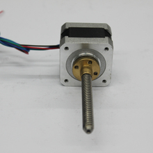 35BYG34mm 1.8 degree two-phase straight screw stepper motor for 3D printers machine