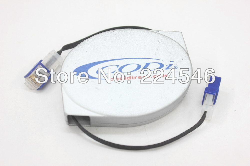 Codi Retractable Cat6 Rj11/rj45 Combo - Category 6 For Network Device(China (Mainland))