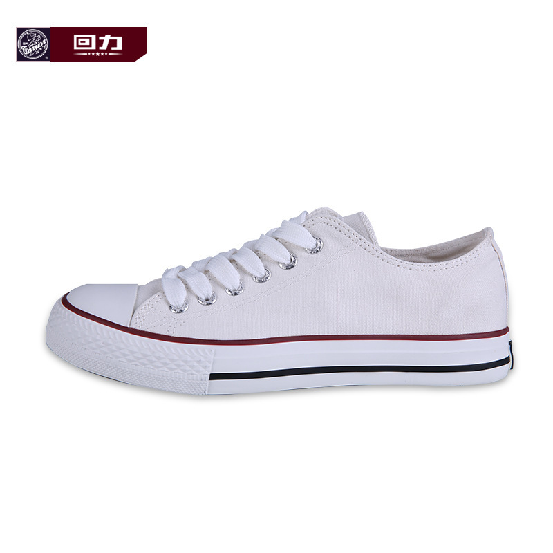 2015 New Warrior men's shoes to help low canvas shoes sports shoes, casual shoes wxy-391(China (Mainland))