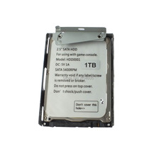 1000GB 1TB HDD Hard Disk Drive + Mount Bracket for Sony PS3 Super Slim CECH-400X
