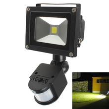 20 Watt PIR Infrarot-sensor Led-flutlicht AC 85-265 V Wasserdichte Outdoor-landschaft Lampe(China (Mainland))
