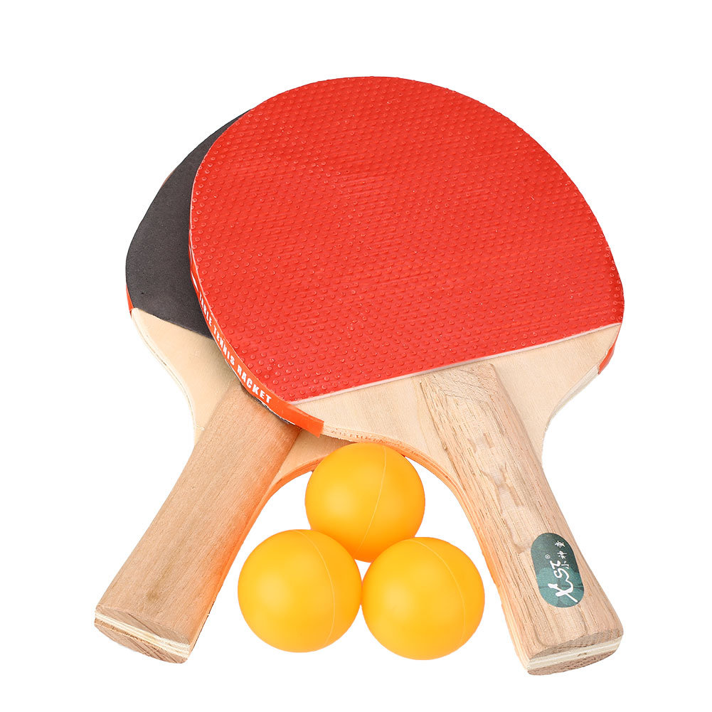 Table tennis racket professional professional ping pong for 1 gross table tennis balls
