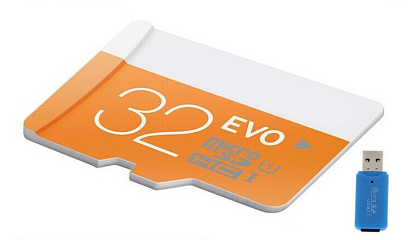 Hot selling! Class 10 EVO 64GB 32GB 16GB 8GB Micr SD Card MicroSD TF Memory Card C10 Flash SDHC SD Adapter Retail Package(China (Mainland))