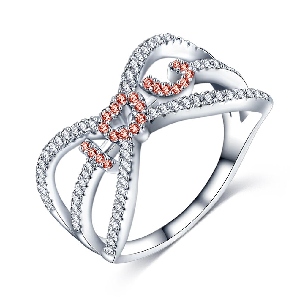 "New Romantic Love Ring Letter ""I Love You"" Paved Micro CZ Imitation Diamond Fashion Sparkling Ring Women Wedding Jewelry CRI1024(China (Mainland))"