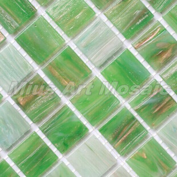 [Mius Art Mosaic]  Gold line glass mosaic tiles glass swimming pool tiles Mosaic patterns B9YS07-11<br><br>Aliexpress