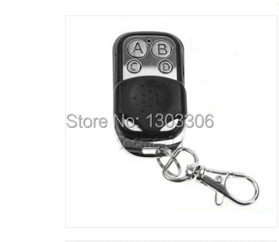 10PCS/Lot 433MHz Universal Remote Control Electric Garage Door Replacement Cloner Auto Key for FAAC BFT GATES CAME(China (Mainland))