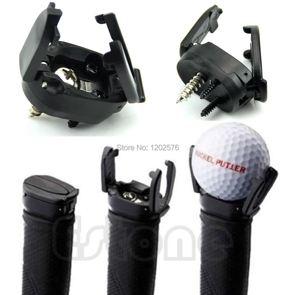 A96 Free Shipping Golf Accessories Putter Ball Grabber Golf Ball Pick-Up High Quality Retriever(China (Mainland))