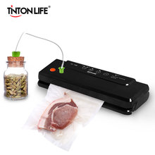 Buy TintonLife Household Multi-function Vacuum Sealer Automatic Vacuum Sealing System Keeps Fresh 7x Longer SX-100 for $58.00 in AliExpress store