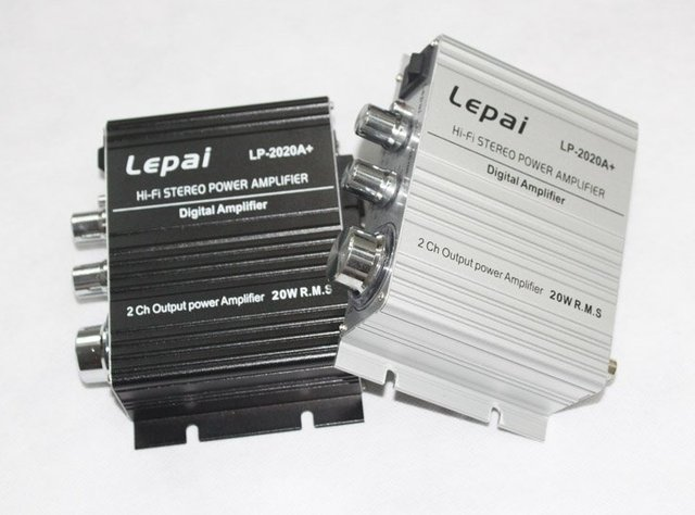 F560A Class HiFi AMP Power Stereo Amplifier Lepai LP2020 Mini Digital Car Amplifier 5PCS/LOT