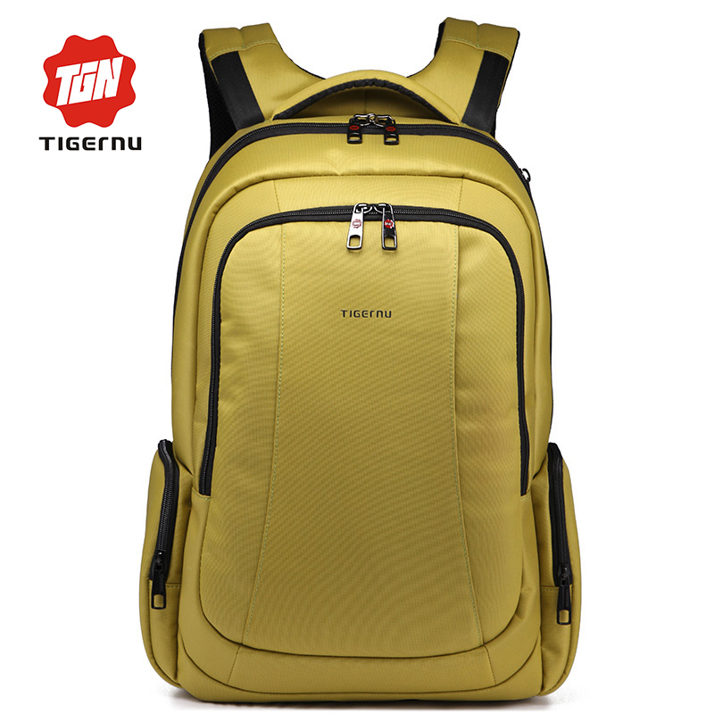 High Quality Anti-theft waterproof Nylon Women and Men's Backpack 15.6 inches Laptop Backpack/Travel Backpack School Backpack(China (Mainland))