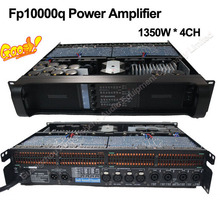 Buy Professional amplifier FP10000Q class td power amplifier 110V 220V version for $615.00 in AliExpress store