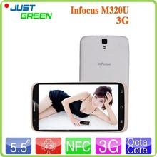 InFocus M320U 3G Smartphone MTK6592 Octa Core 1.7GHz 5.5″ 1280X720 IPS 2GB RAM 8GB ROM 8.0MP+13.0MP Dual SIM OTG GPS NFC WCDMA