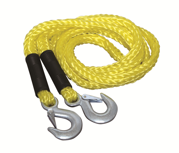 Car tow rope tow rope to pull a cart rope high quality fluorescent tow rope 2 t 4 t(China (Mainland))