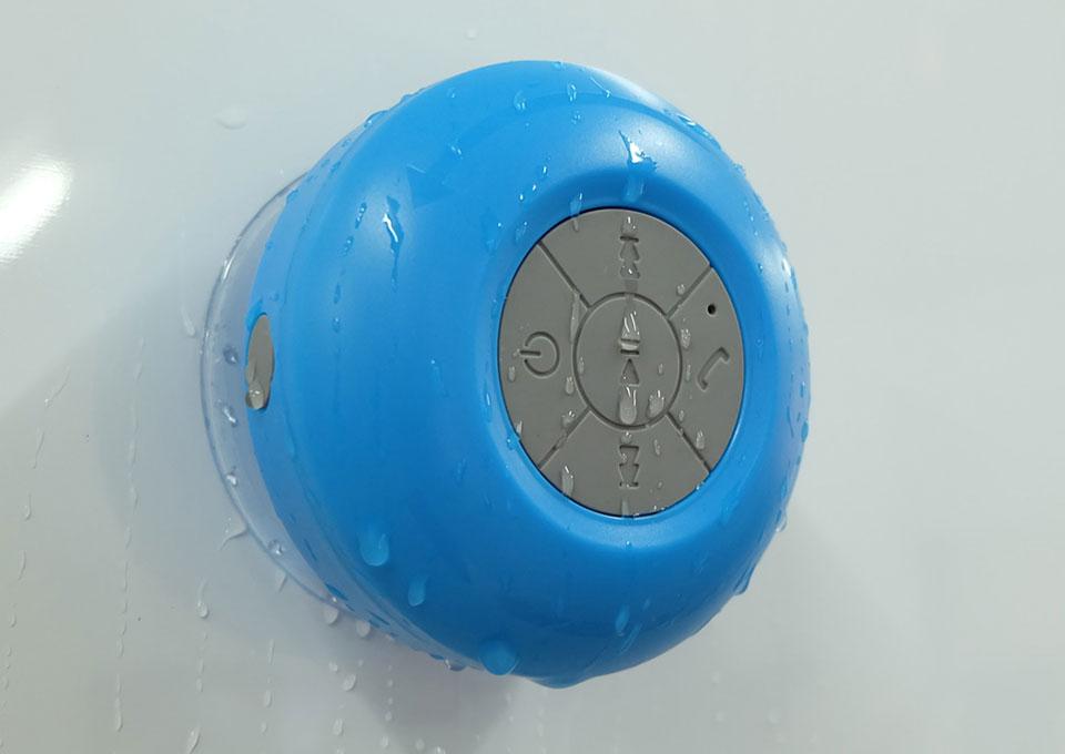 Speakers Bluetooth Waterproof Portable Speaker Bass Subwoofer Shower  Speaker For Bathroom Bluetooth Stereo Sound Speakers