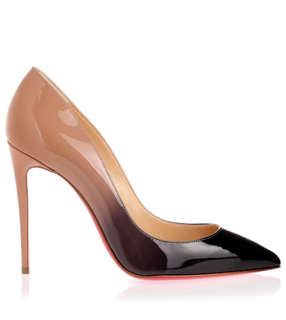 Red Bottom High Heels women pumps Pointed Toe good Patent Leather sexy women wedding shoes size 34-42(China (Mainland))