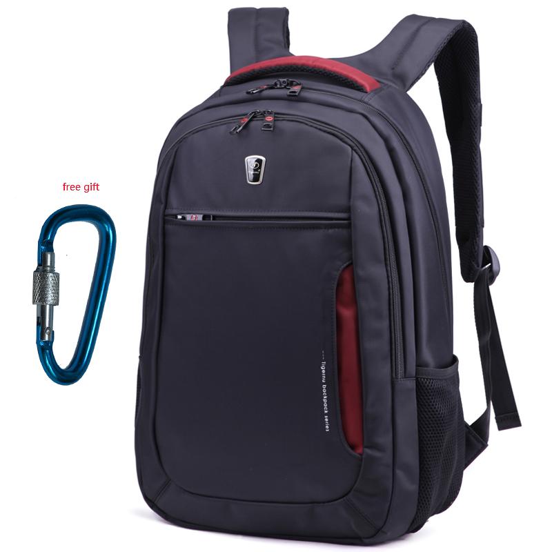 Hot selling Business Laptop Backpack Schoolbag Tigernu Travel Backpack Mochila Waterproof sending Free Gift(China (Mainland))