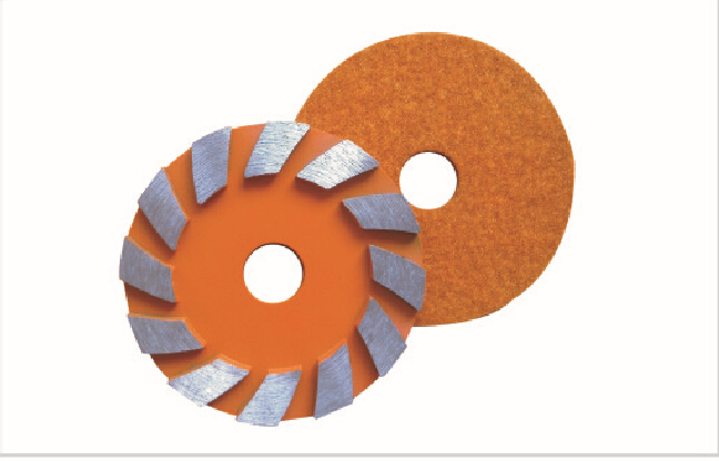4 inch/100mm Diamond Metal Polishing Pad/ Grinding Floor Pad Stone, Concrete - New Zuan Tools Co., Ltd. store