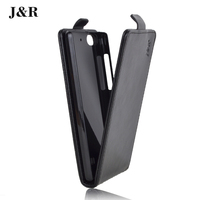 J&R Brand For Huawei Honor 4C C8818 / G Play Mini Best Quality Brilliant Flip Case Cover PU Leather Case For Huawei honor 5