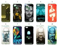 Mobile Phone Cases Wholesale 10pcs/lot Breaking Bad Protective White Hard Plastic Case For Iphone 5C Free Shipping