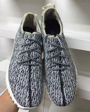 free shipping 2015 NEWS NEW KANYE WEST YEEZY 350 BOOST RUNNING SHOES breathable sport shoes(China (Mainland))