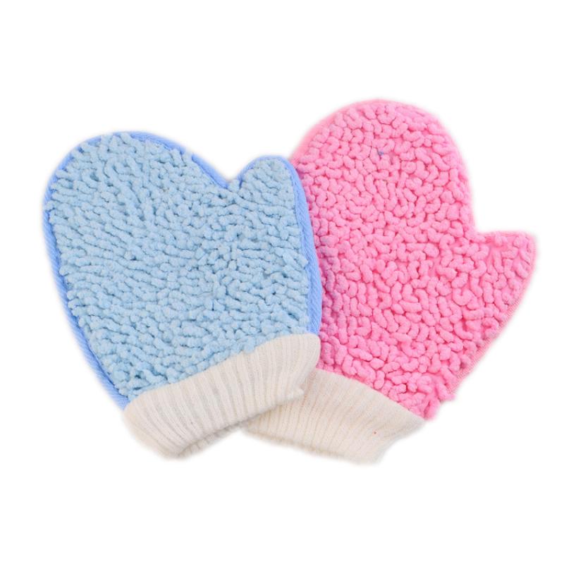 Skid Resistance Body Sponge Bath Massage Of Shower Bath Scrub Gloves Shower Exfoliating Bath Gloves Shower Scrubber Cuozao(China (Mainland))