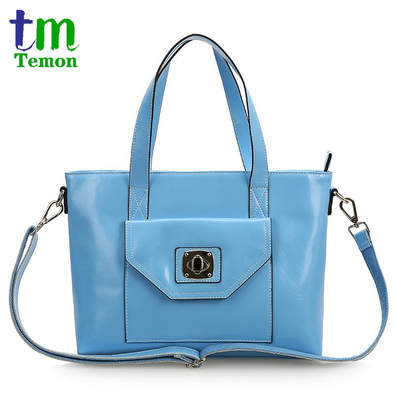 NEW 2014 genuine leather bags women messenger bag women handbag cross body Shoulder Bags designer brand handbags TM0450<br><br>Aliexpress