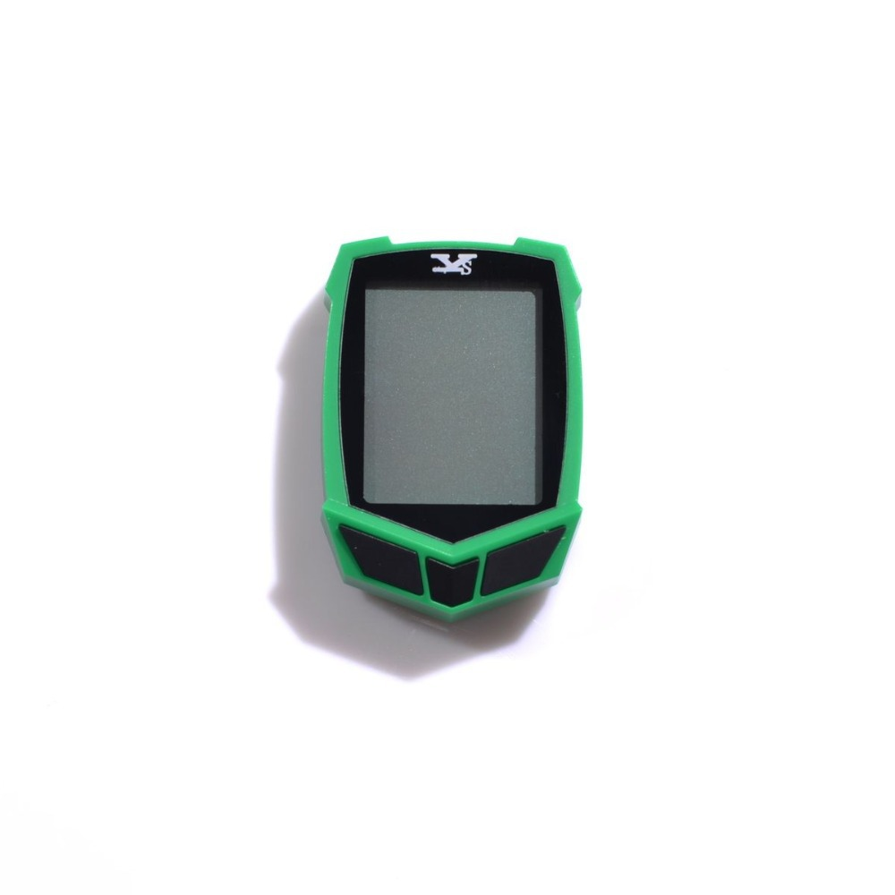 Bike Accessory! New Multi-Function LED Display Cycling Bicycle Bike Computer Wireless cadence Odometer Speedometer(China (Mainland))