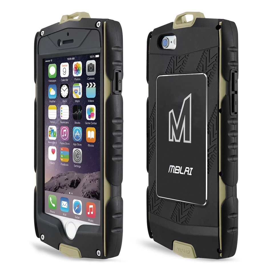 For iPhone XS XSMAX Durable Armour PC+TPU finger ring