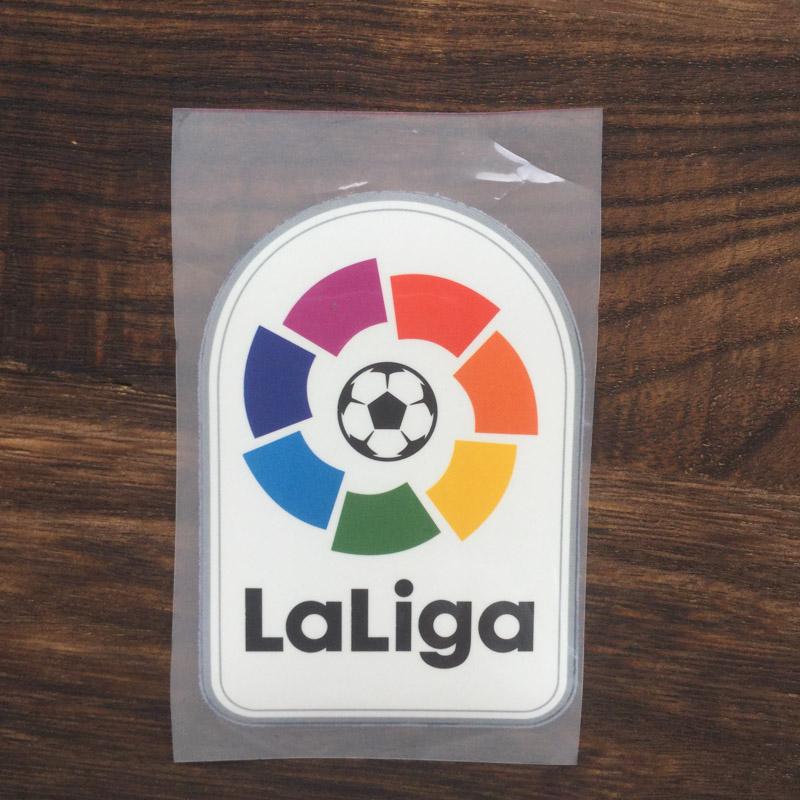 2016-2017 LFP patch New La liga patch player version game patch Big LFP and Past season LFP patch free ship(China (Mainland))