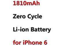 1810 mAh Batterie für iPhone Null Zyklus Ersatz Inner Eingebaute Li-Ion Batterie 7 stücke Kit Werkzeuge für iPhone 6 4,7 zoll Freies Schiff(China (Mainland))