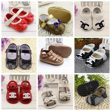 Comfortable Newborn Shoes Breathable Lovely Appearance Baby Shoes Stylish Design Soft Bottoms Toddler Shoes 2016(China (Mainland))