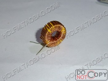 Power inductor 220uh 3a ring inductance winding inductance magnetic ring inductance lm2596