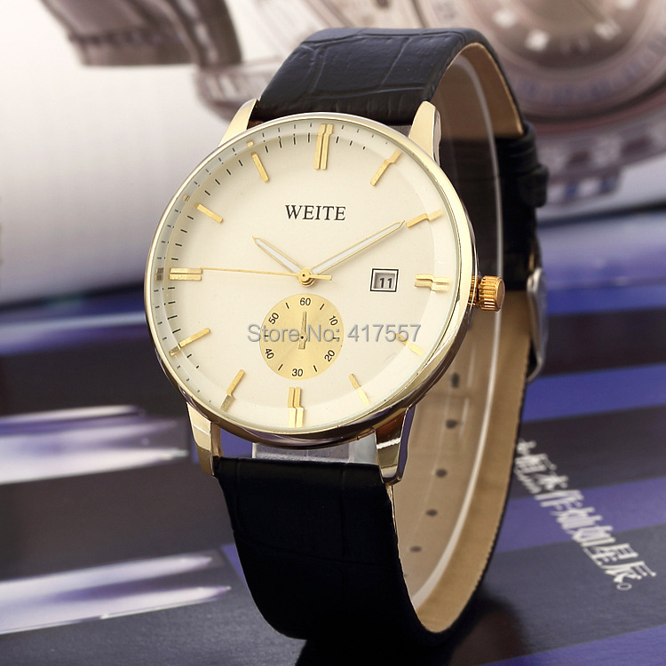Free shipping new white imitation watches Miss Tao Ci decorative trend in Europe and America use the watch<br><br>Aliexpress