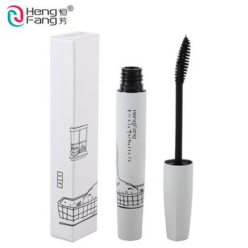 New Arrival HengFang Zoo Series Lengthening Mascara Black Waterproof Eye Makeup 7g #H6163