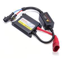 Universal Replacement 35W AC 12V Super Slim Ballast Xenon HID Kit H1 H3 H4 H7 H11 9005 9006 - Cool4car Group store