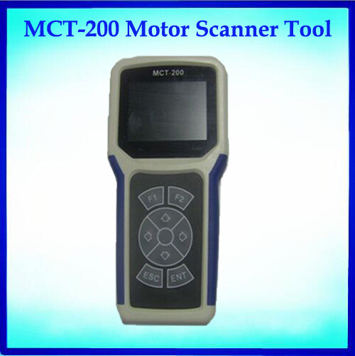 New arrival 2015 MCT-200 Motorcycle Diagnostic Tool Multi-langauge MCT200 Motor Scanner(China (Mainland))