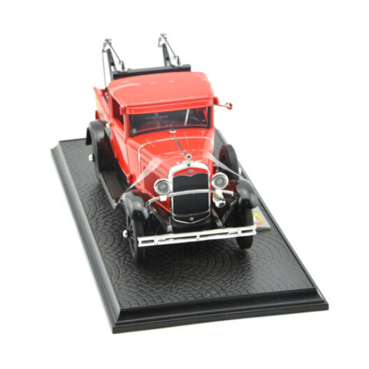 1:18 scale - Ford Model A Tow Truck Baujahr 1931 rot 1:18 Signature Models(China (Mainland))