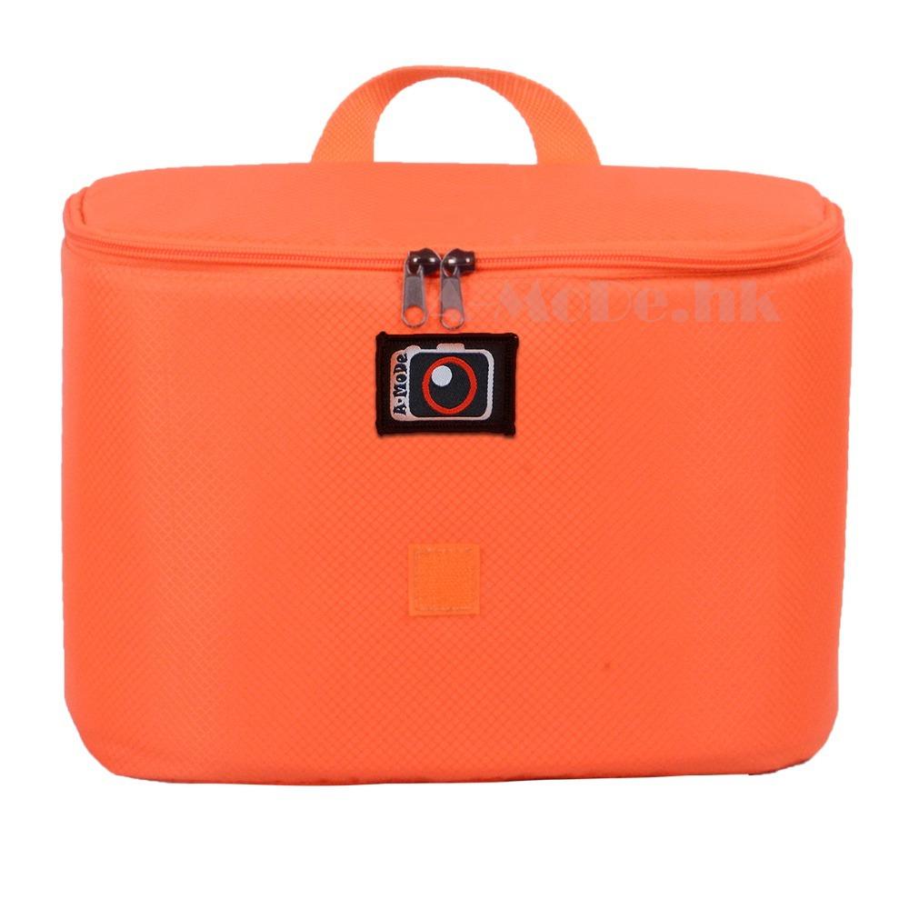 1 DSLR 2 lenses camera insert bag with handle(China (Mainland))